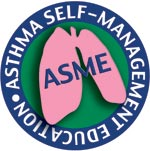 Asthma Self Management Education (ASME) logo